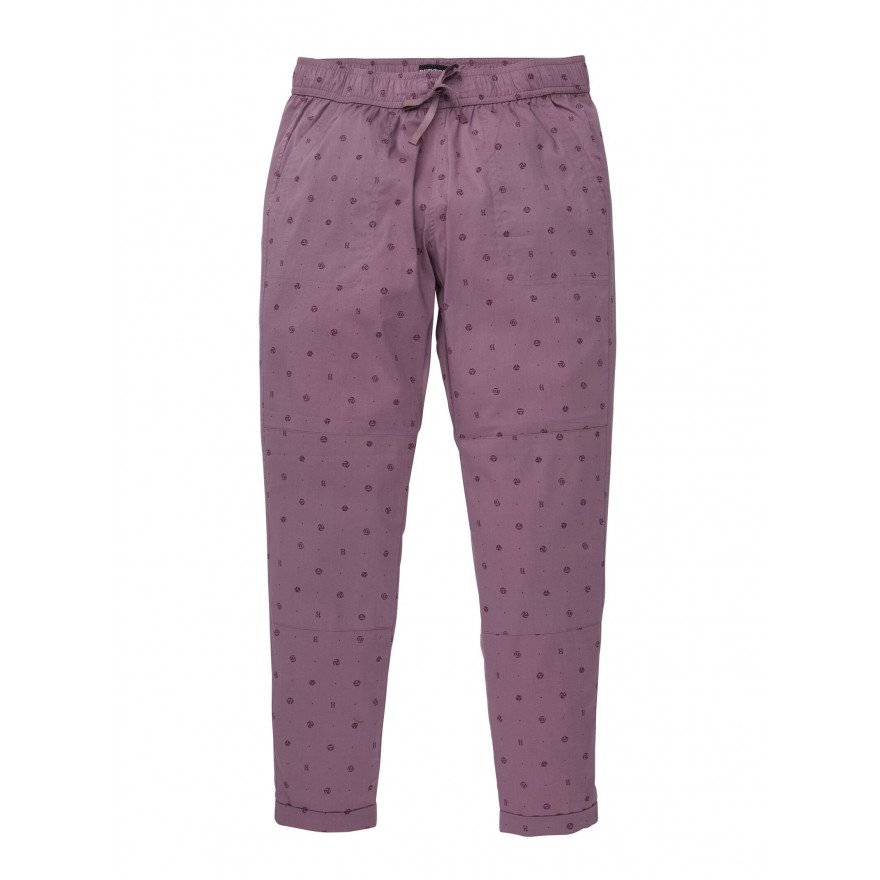 Pantaloni Dama Burton Joy - Dusk Purple Logo Dot