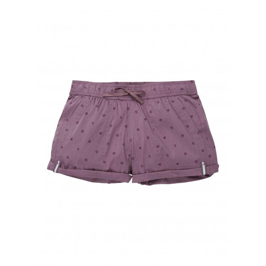 Pantaloni Scurti Dama Burton Joy - Dusk Purple Logo Dot