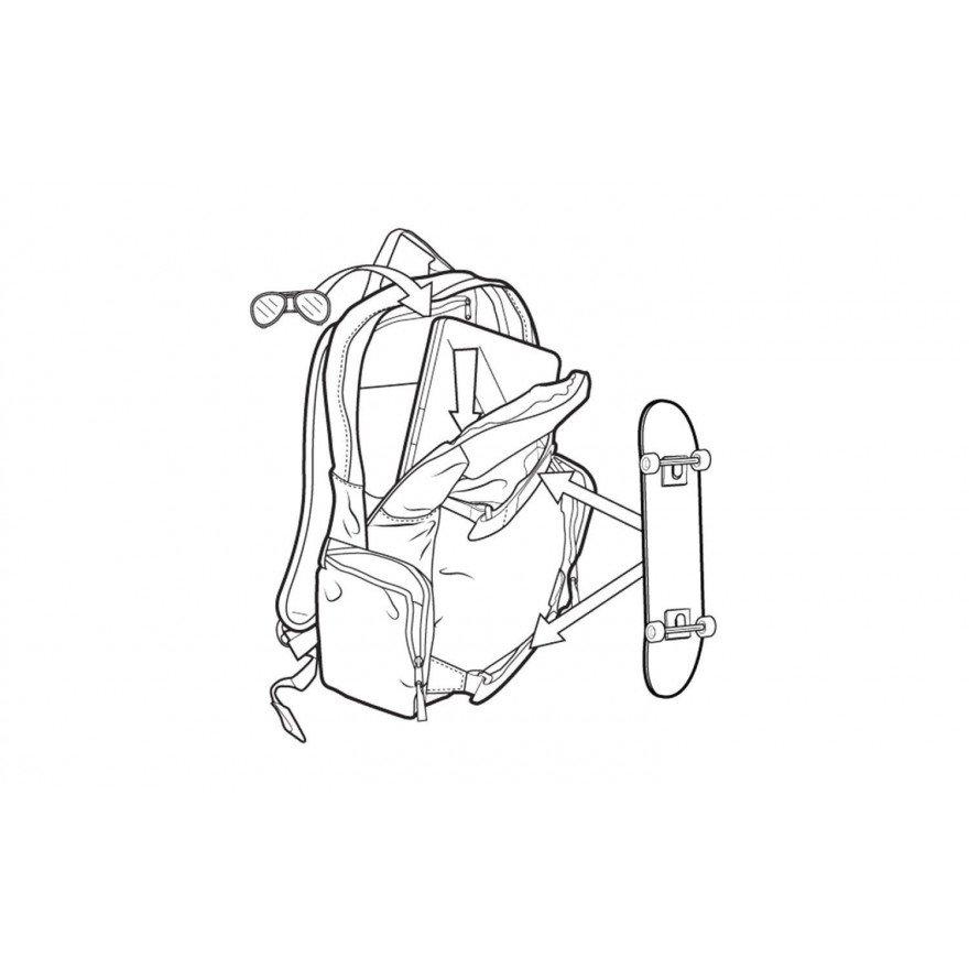 Rucsac Burton Emphasis 2.0 - Iced Aqua