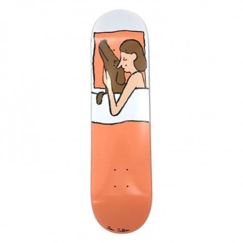 Placa skateboard Almost JEAN JULLIEN BED