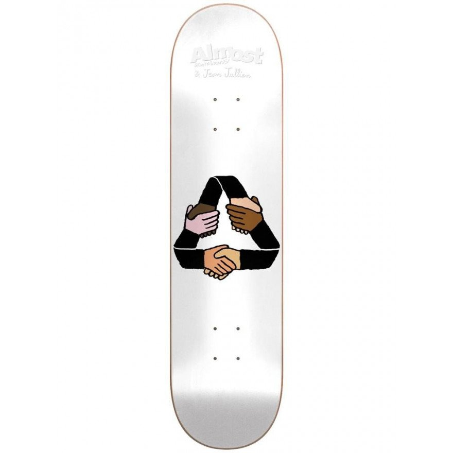 Placa skateboard Almost JJ EQUALITY CYCLE