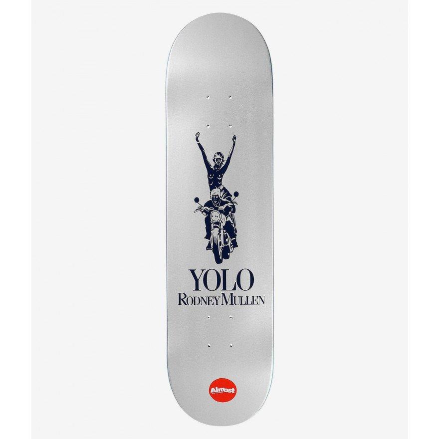 Placa skateboard Almost MULLEN RUNWAY