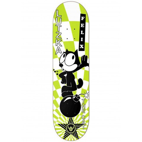 Placa skateboard Darkstar LUTZKA FELIX VORTEX