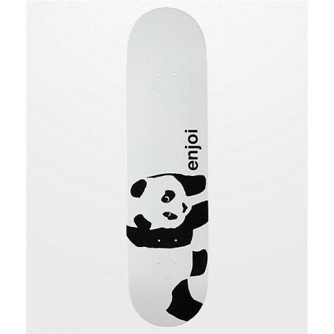 Placa skateboard Enjoi Whitey Panda Logo Wide