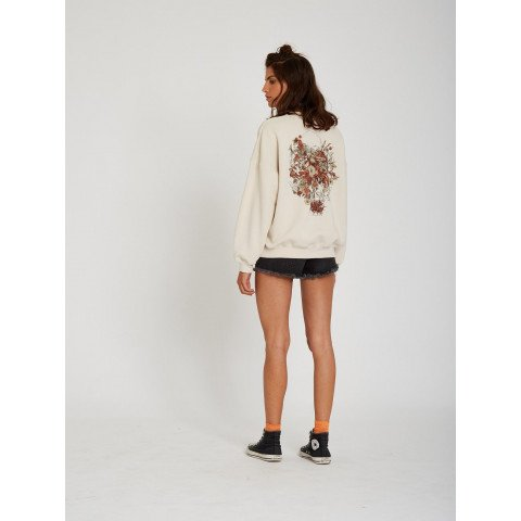 Bluza Dama Volcom Mentrip - Moonbeam