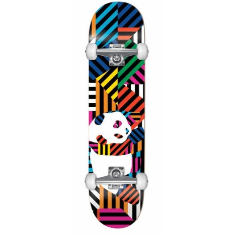 Skateboard complet Enjoi PANDA STRIPES