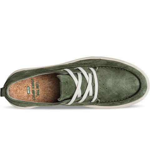 Shoes Globe Low Tide - Olive Wolverine