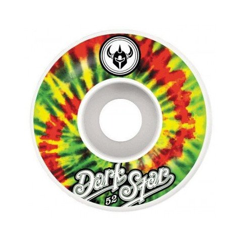 Roti Skateboard Darkstar Insignia Rasta