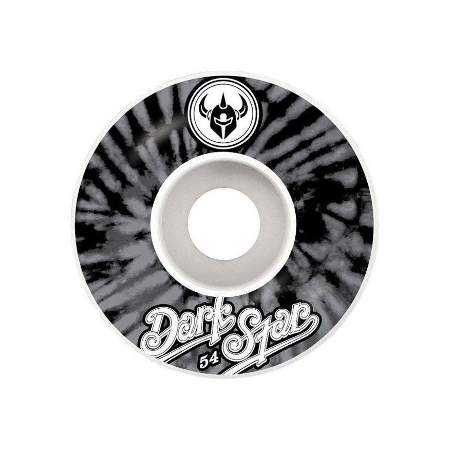 Roti Skateboard Darkstar Insignia Silver