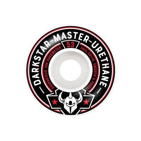 Roti Skateboard Darkstar Responder Red