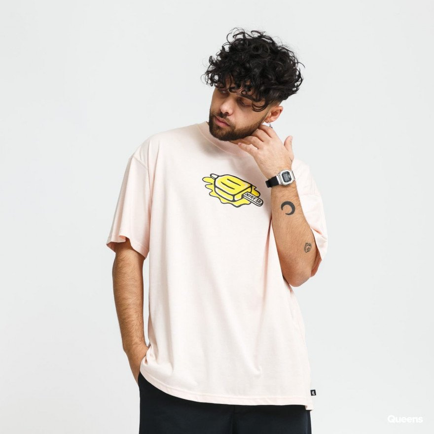 Tricou Barbati Nike Popsicle Orange - Pearl