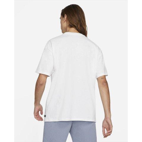 Tricou Barbati Nike Tussle - White