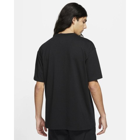 Tricou Barbati Nike Wrecked - Black