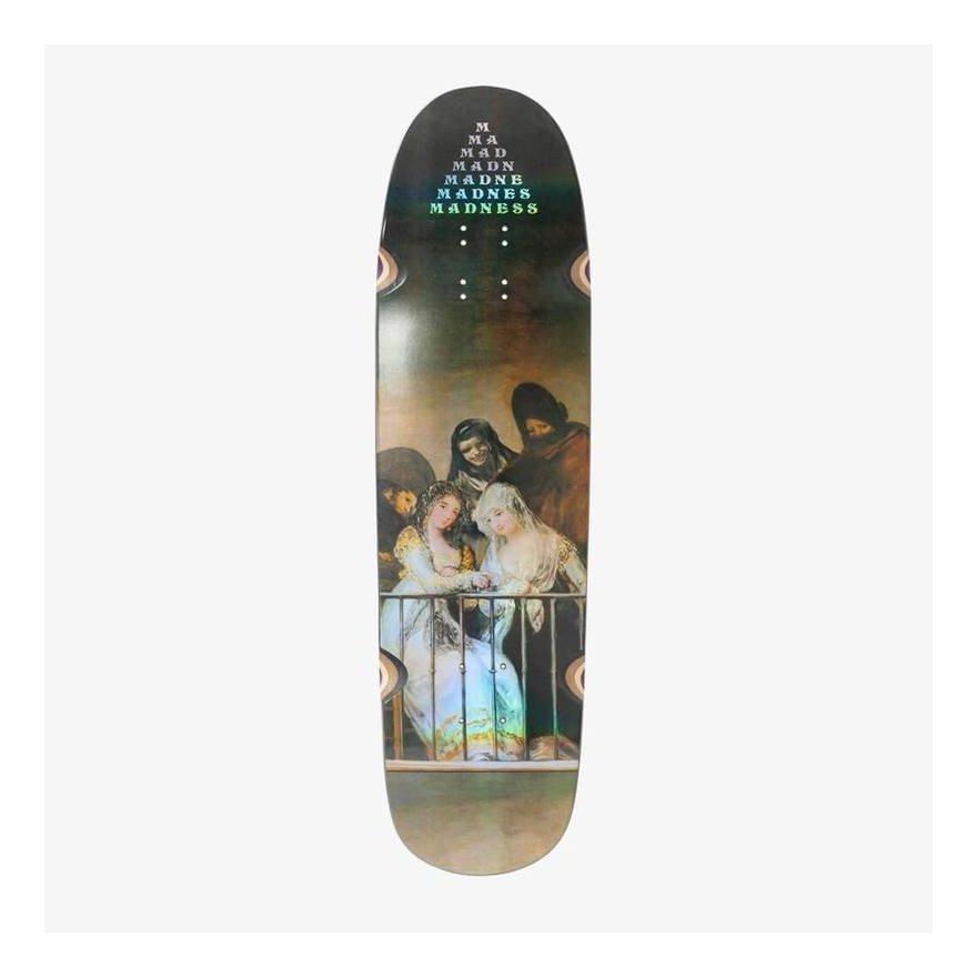 Placa Skateboard Madness Creeper Holographic