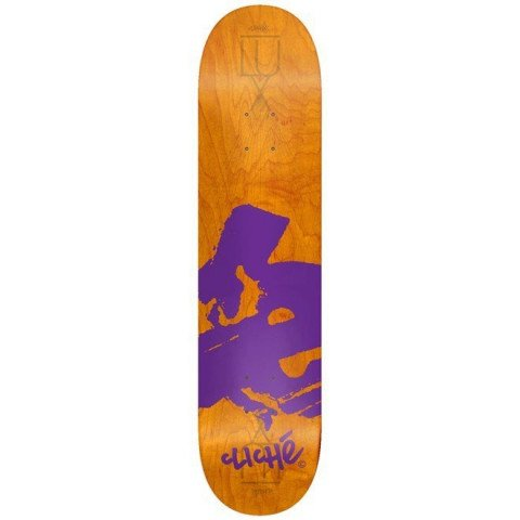Placa Skateboard Cliche Europe Orange