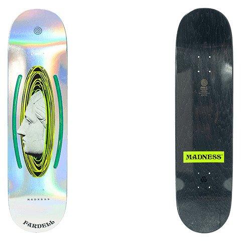 Placa Skateboard Madness Jack Escape Fardell/Holographic
