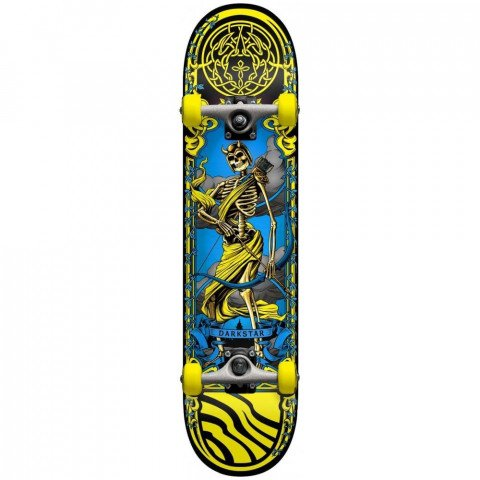 Skateboard complet Darkstar Arrow Yellow