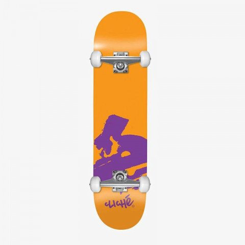 Skateboard complet Cliche Europe Orange
