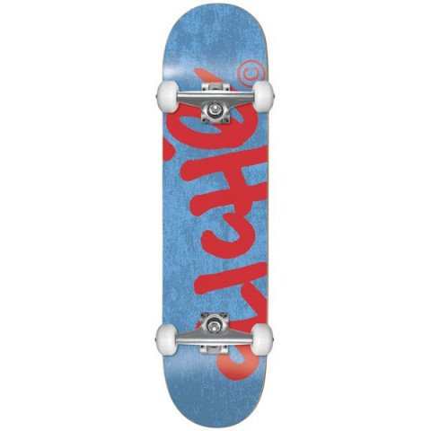 Skateboard complet Handwritten Youth Blue/Red