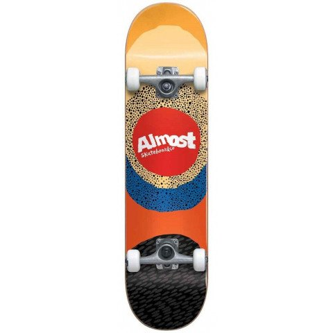 Skateboard complet Almost Radiate Yellow