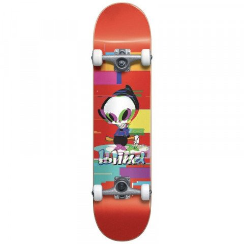 Skateboard complet Blind Reaper Glitch Red