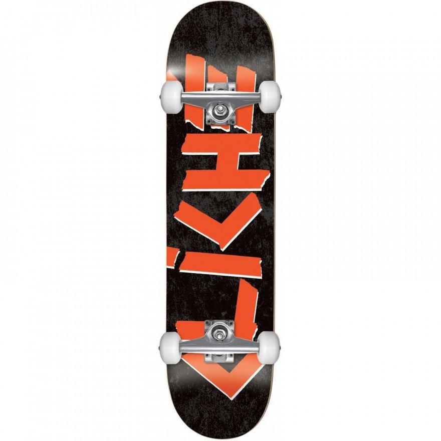 Skateboard complet Cliche Scotch Black Red