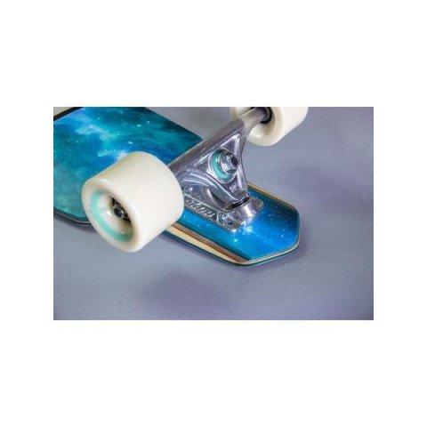"""Longboard Dusters California Zen 38"""" Teal"""