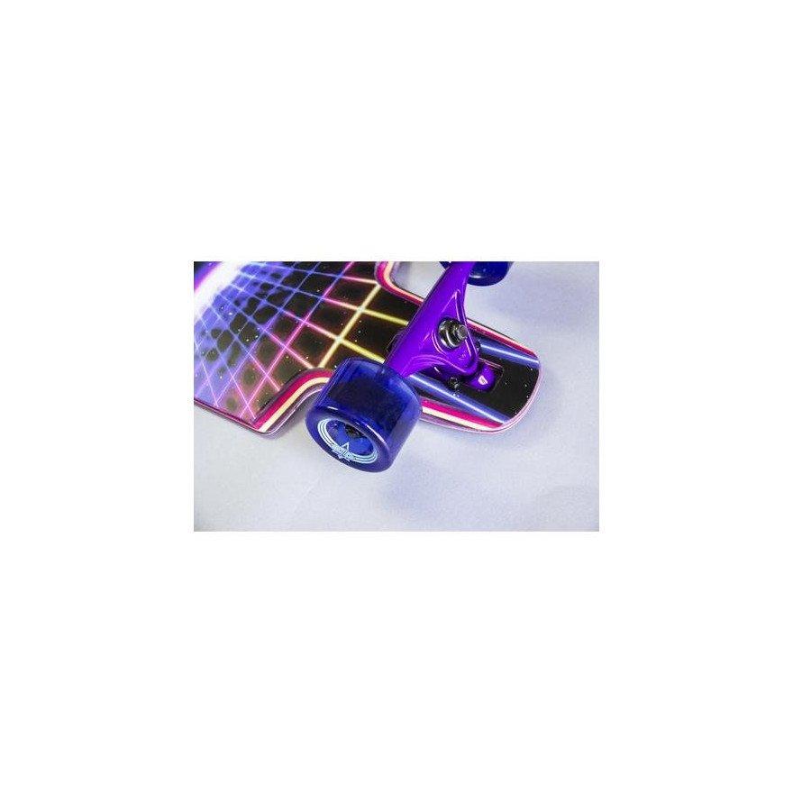 "Longboard Dusters California Ocean Lovers 36"" Purple"