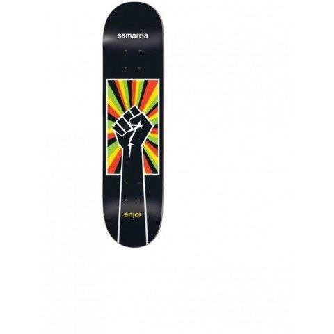 Placa skateboard Enjoi SAMARRIA BLACK UPRISE