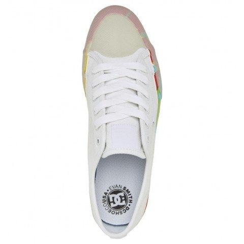 Shoes DC Manual RT S X Evan Smith - White