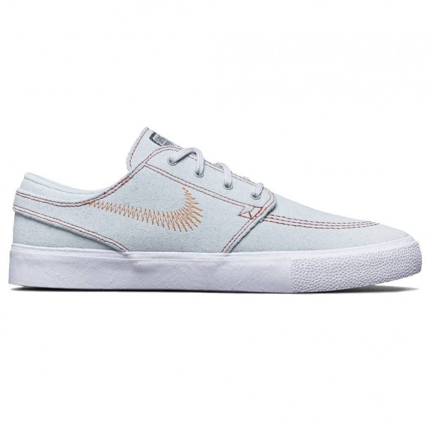 Shoes Zoom Janoski Flyleather RM - Pure Platinum Monarch