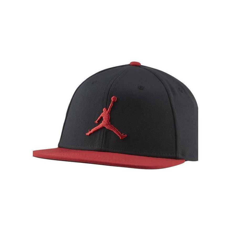 Sapca Nike Jordan PRO Jumpman - Black Red