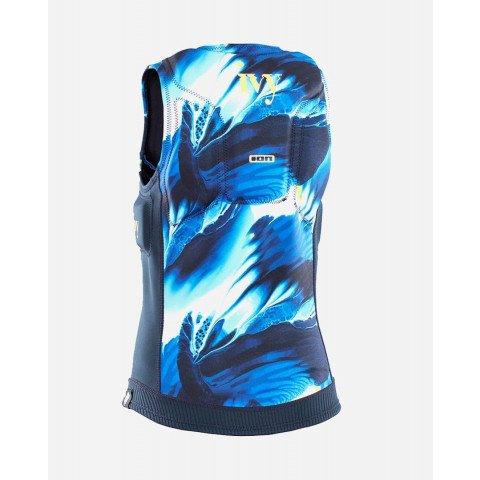 Vesta Kitesurfing Ion Ivy Front Zip - Blue Capsule