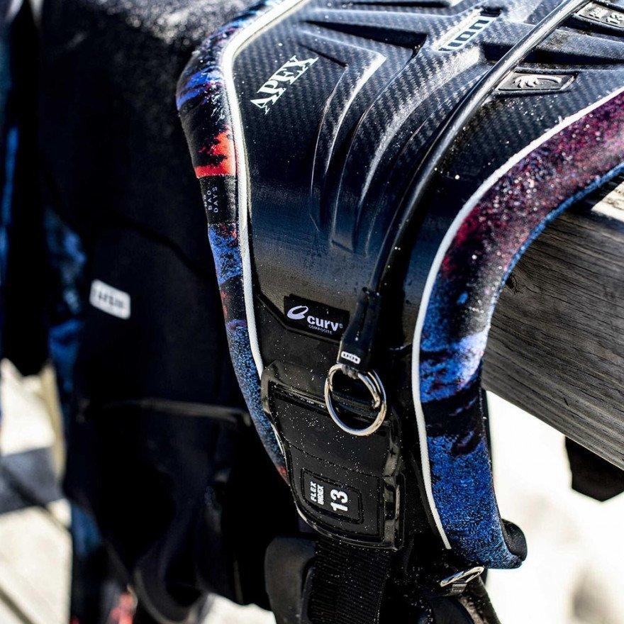 Ham Kitesurfing Ion Apex Curv 13 Select - Black Capsule