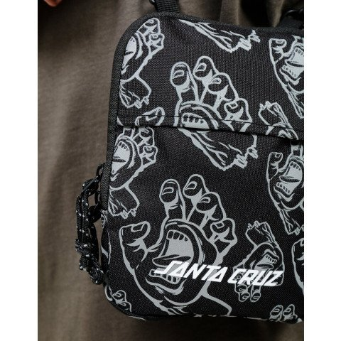 Geanta Santa Cruz Trace - Black Hands All Over
