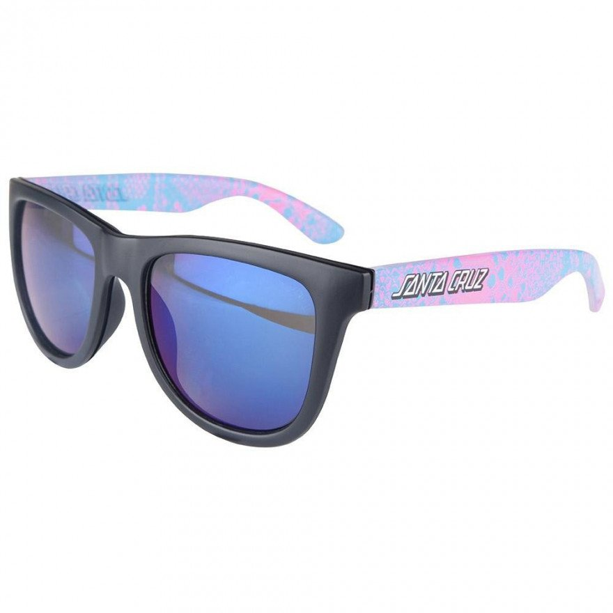 Ochelari de soare Santa Cruz Snake Strip - Black
