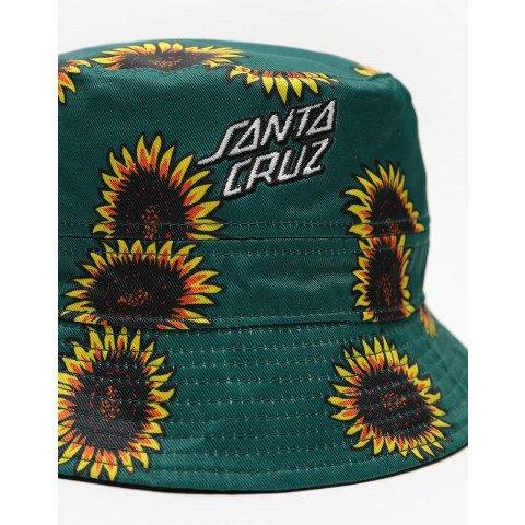 Palarie Santa Cruz Sunflowers - Black Sunflower