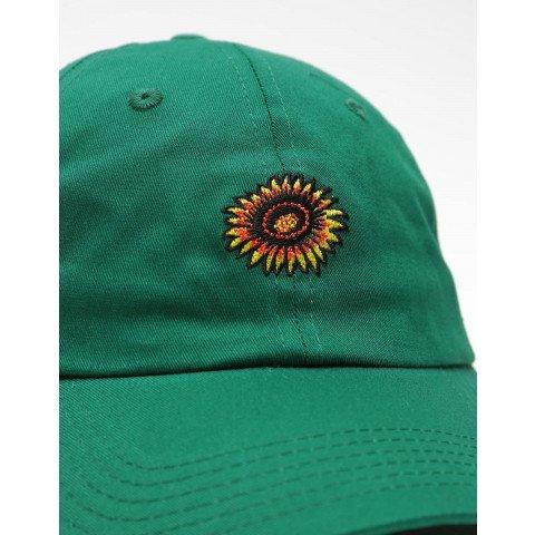 Sapca Santa Cruz Sunflower - Evergreen