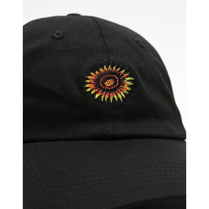 Sapca Santa Cruz Sunflower - Black