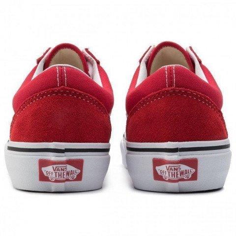 Shoes Vans Old Skool - Racing Red