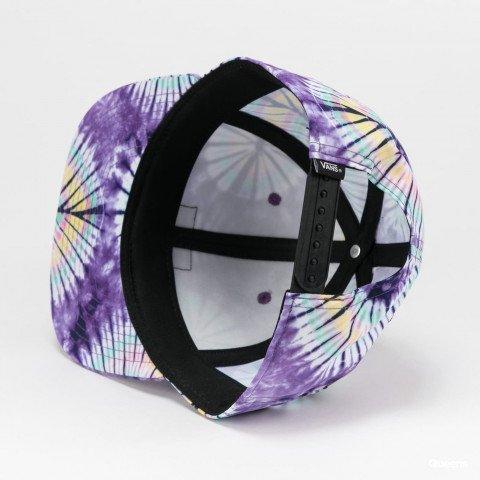 Sapca Vans Allover It New Age - Purple Tie Dye