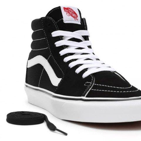 Shoes Vans SK8-Hi - Black White