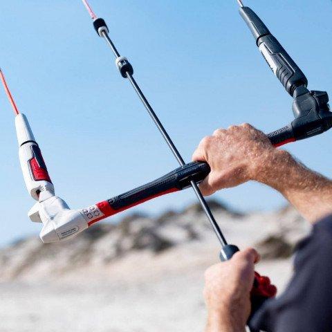 Bara Kitesurfing Duotone Click Quad Control