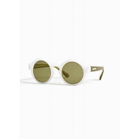 Ochelari de soare Szade Lazenby - Bleach White Charred Olive Caper