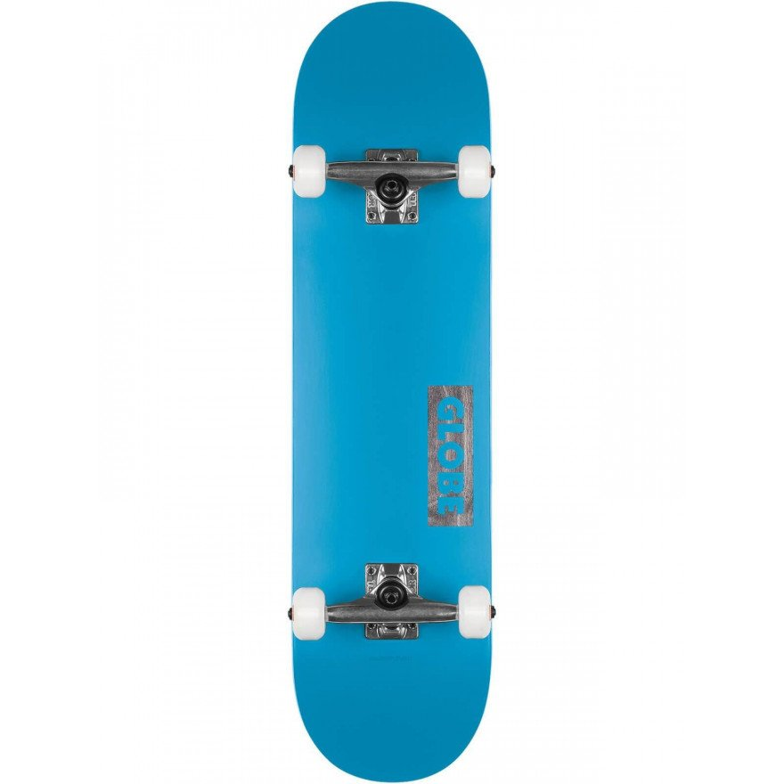 Skateboard Complet Globe Goodstock Neon Blue