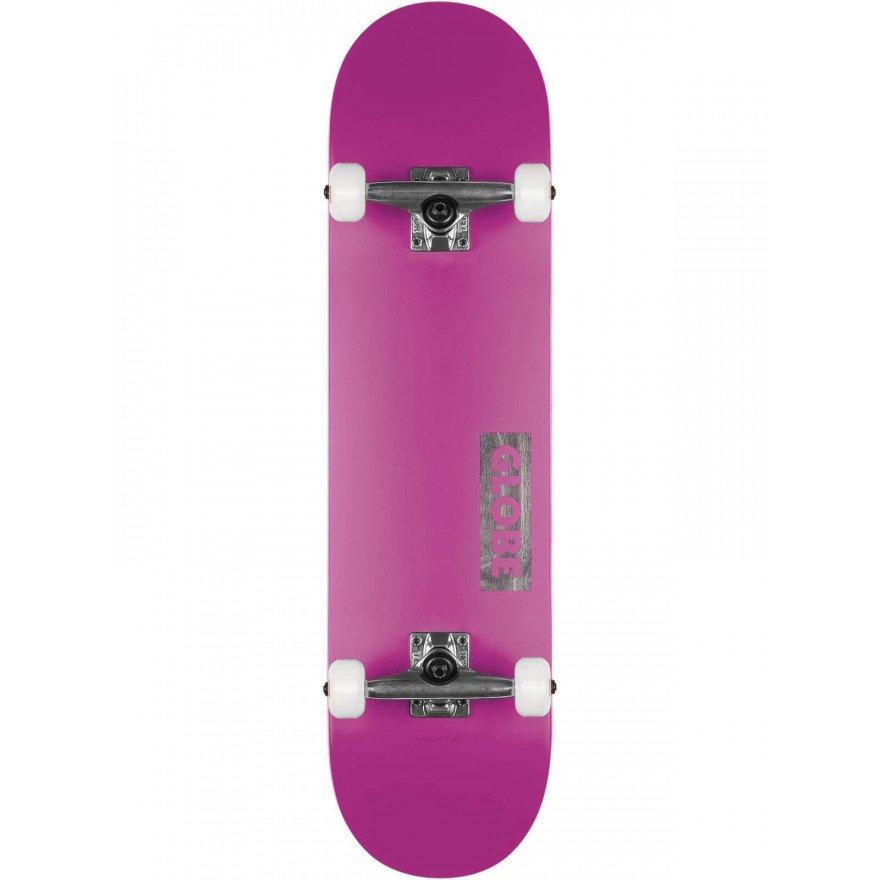 Skateboard Complet Globe Goodstock Neon Purple