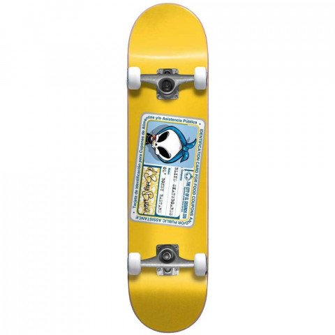 Skateboard Complet Blind Old Boney Bastard Yellow