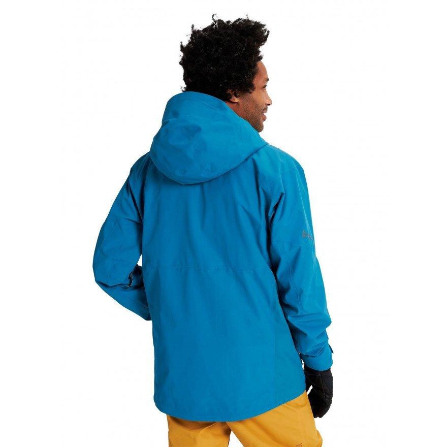 Geaca Snowboard Barbati Burton AK 2L Gore-tex Cyclic - Celestial Blue