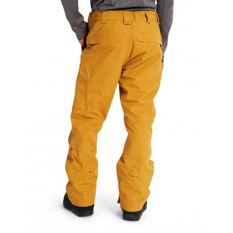 Pantaloni Snowboard Barbati Burton AK 2L Gore-tex Cyclic - Wood Thrush