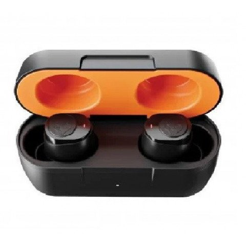 Jib True Wireless - True Black/Orange